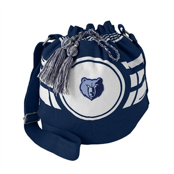 Memphis Grizzlies Ripple Drawstring Bucket Bag