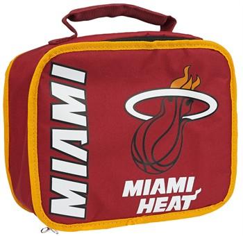 Miami Heat Sacked Lunch Box