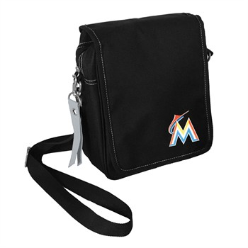 Miami Marlins Ribbon Satchel
