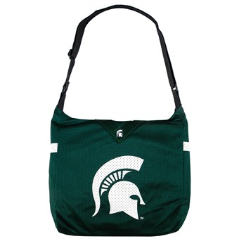 Michigan State Spartans Team Jersey Tote