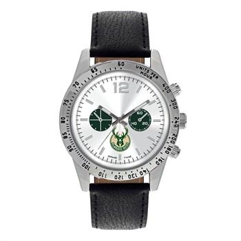 Milwaukee Bucks Men's Letterman Watch