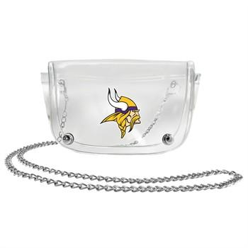 Minnesota Vikings Clear Waistpack