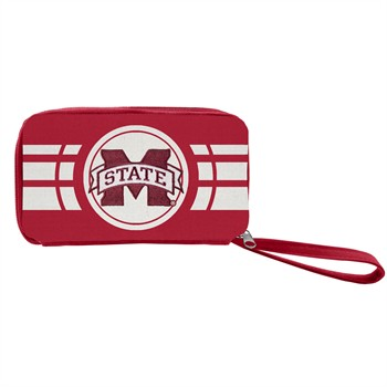 Mississippi State Bulldogs Ripple Zip Wallet