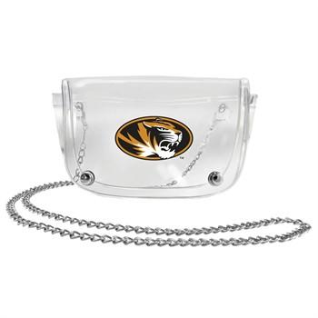 Missouri Tigers Clear Waistpack