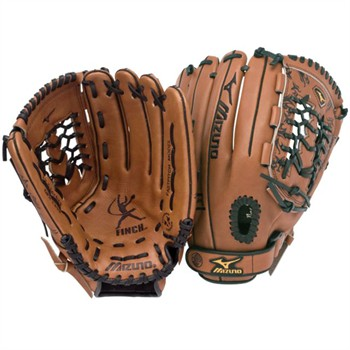 "Mizuno GFN1259 Franchise Finch 12.5"" Fastpitch Softball Glove - Right Hand Throw"