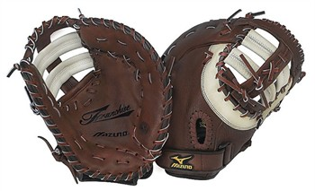 "Mizuno GXF92 Franchise Series 12.5"" Baseball First Base Mitt - Right Hand Throw"