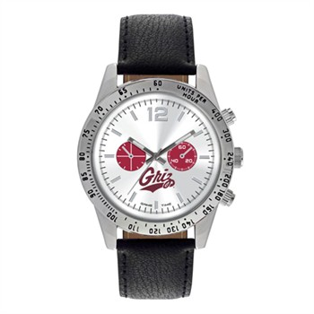 Montana Grizzlies Men's Letterman Watch
