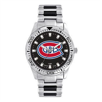 Montreal Canadiens Men's Heavy Hitter Watch