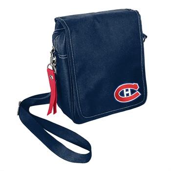 Montreal Canadiens Ribbon Satchel