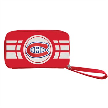 Montreal Canadiens Ripple Zip Wallet