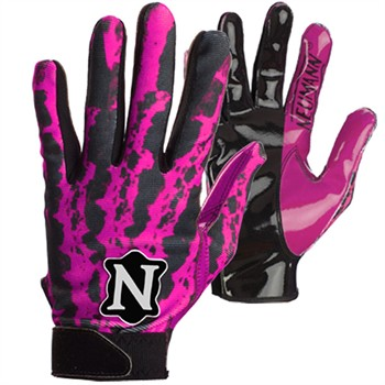 Neumann Rage Adult Football Receiver Gloves