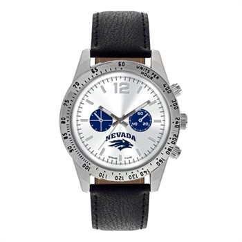 Nevada Wolf Pack Men's Letterman Watch