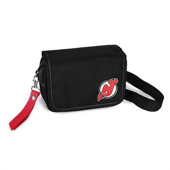 New Jersey Devils Ribbon Waist Pack Purse