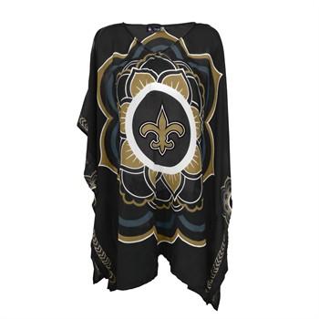 New Orleans Saints Caftan