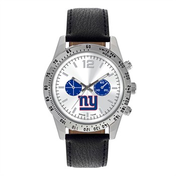 New York Giants Men's Letterman Watch