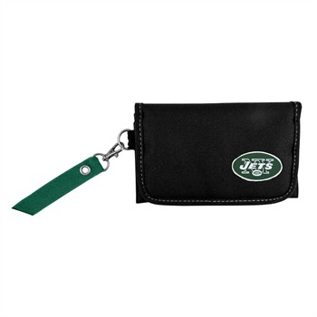 New York Jets Ribbon Organizer Wallet