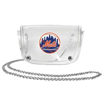 New York Mets Clear Waistpack