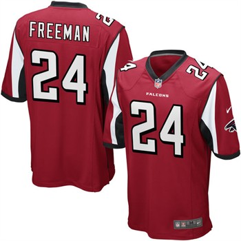 Nike NFL Atlanta Falcons Devonta Freeman Youth Replica Football Jersey