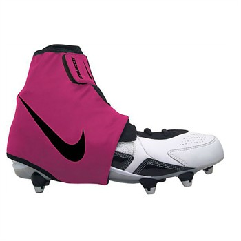 Nike STR8 Jacket Football Cleat Brace System - Pink / Black