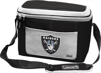 Oakland Raiders 12 Can Soft Sided Cooler