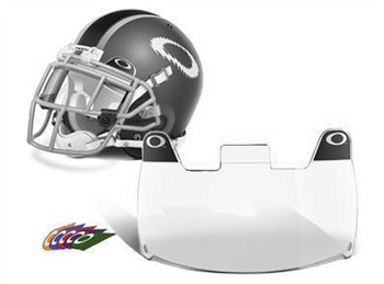 Oakley Football Eyeshield - Clear