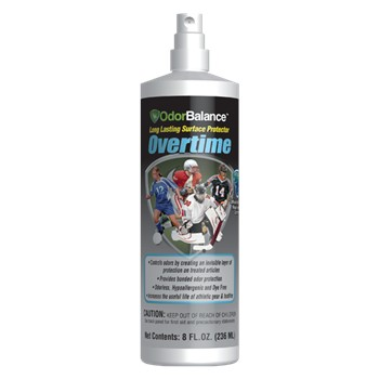 OdorBalance Overtime 8 oz Sports Apparel Maintenance Spray