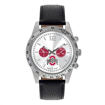Ohio State Buckeyes Men's Letterman Watch