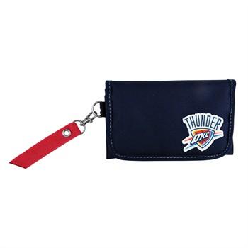 Oklahoma City Thunder Ribbon Organizer Wallet