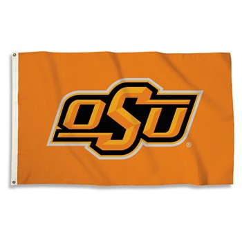 Oklahoma State Cowboys Logo 3' x 5' Flag