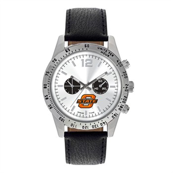 Oklahoma State Cowboys Men's Letterman Watch