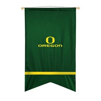 Oregon Ducks Sidelines Wall Flag