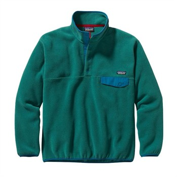 Patagonia Custom Men's Synchilla Snap-T Fleece Pullover - FREE Embroidery