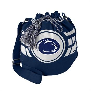 Penn State Nittany Lions Ripple Drawstring Bucket Bag