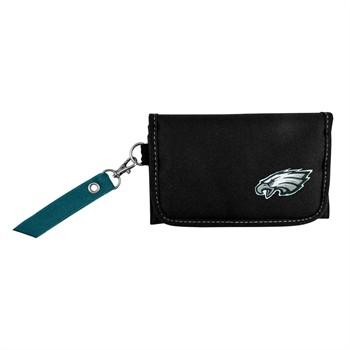 Philadelphia Eagles Ribbon Organizer Wallet