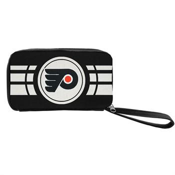 Philadelphia Flyers Ripple Zip Wallet