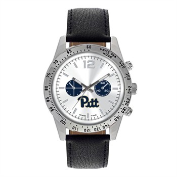 Pittsburgh Panthers Men's Letterman Watch