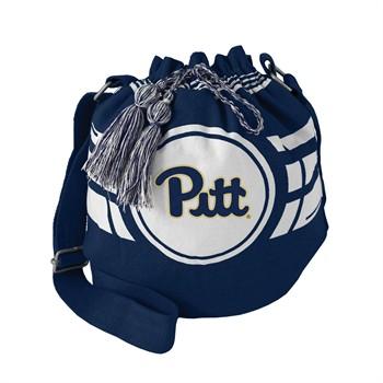 Pittsburgh Panthers Ripple Drawstring Bucket Bag