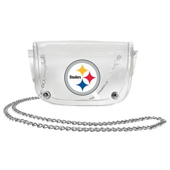 Pittsburgh Steelers Clear Waistpack