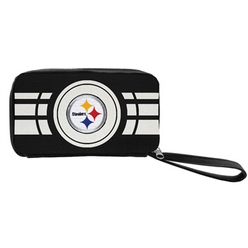 Pittsburgh Steelers Ripple Zip Wallet