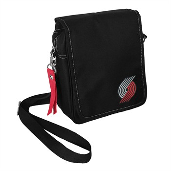 Portland Trail Blazers Ribbon Satchel