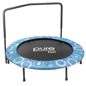 """Pure Fun 48"""" Super Jumper Kids Trampoline"""