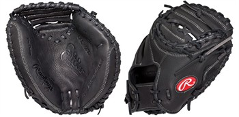 "Rawlings Gold Glove Gamer 32.5"" Pro Pattern Baseball Catcher's Mitt - Right Hand Throw"