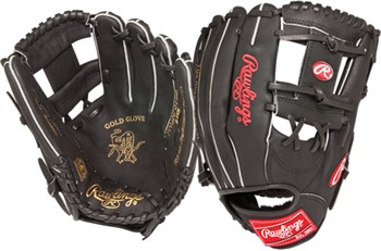 "Rawlings Heart of the Hide Gold Glove Award Series 12"" Infield Baseball Glove - Right Hand Throw"