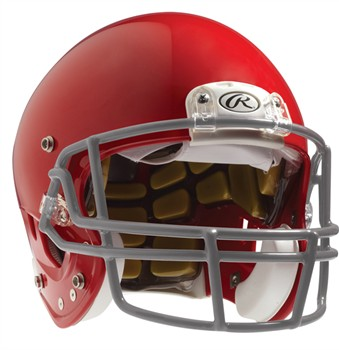 Rawlings Quantum Adult Football Helmet with Unattached Facemask