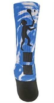 Red Lion #16 Women's Lacrosse Sublimated Crew Socks