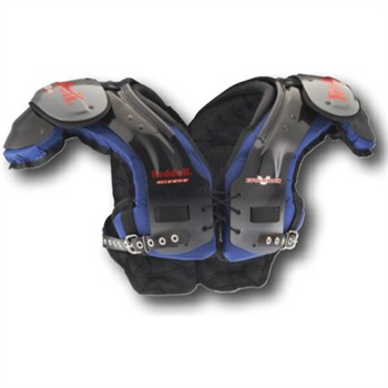 Riddell EV 15 Evolution Adult Football Shoulder Pads - QB/WR/DB