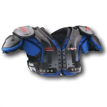 Riddell EV 65 Evolution Adult Football Shoulder Pads - OL/DL