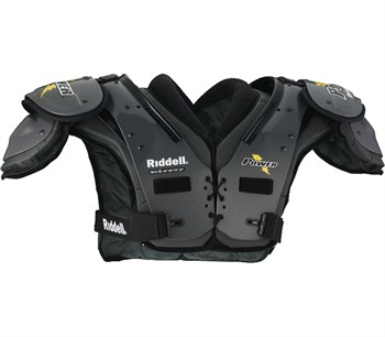 Riddell Power Pro PM19 Adult Football Shoulder Pads - QB/WR