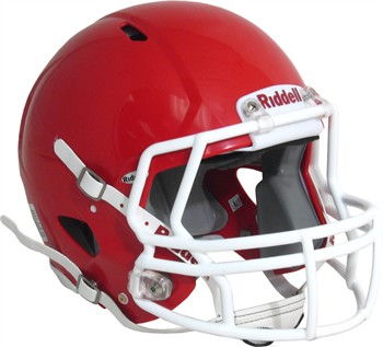 Riddell Revolution Speed Youth Football Helmet with Custom S2B Facemask