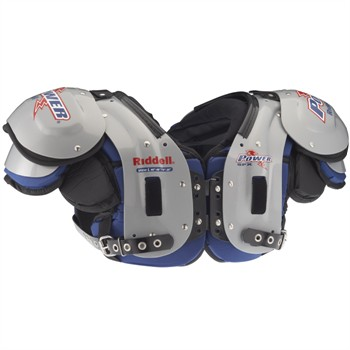 Riddell Power Extreme SPX 50 Adult Football Shoulder Pads - FB/LB